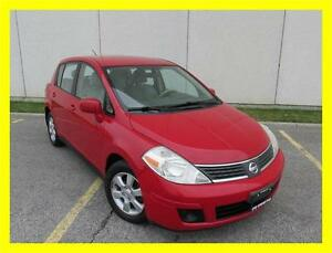 2007 NISSAN VERSA 1.8S *AUTOMATIC,GAS SAVER,PRICED TO SELL!!!*