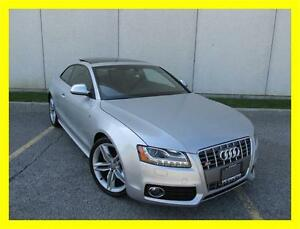 2009 AUDI S5 4.2 *349HP,NAVIGATION,BACKUP CAM,CUSTOM EXHAUST!!!*