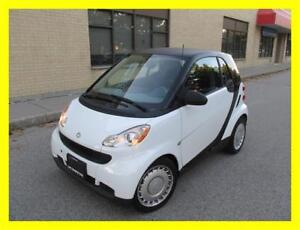 2008 SMART FORTWO PURE *LOW KMS,GAS SAVER,PRICED TO SELL!!!*