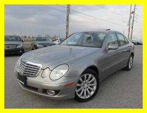 2008 MERCEDES-BENZ E300 4MATIC *LEATHER,NAVIGATION,SUNROOF!!!*