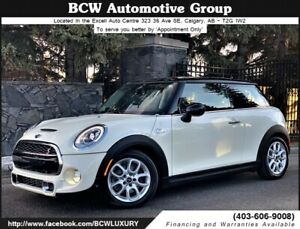2015 MINI Cooper S Technology Certified Fully Loaded SOLD!