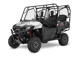 2017 Honda Pioneer 700-4 Deluxe with Power Steering 15999