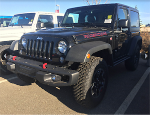 2016 JEEP WRANGLER RUBICON LIMITED MAKE IT A SUMMER TO REMEMBER