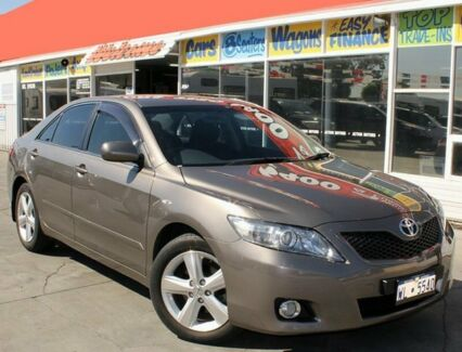 2010 Toyota Camry ACV40R 09 Upgrade Altise 5 Speed Automatic Sedan Cannington Canning Area Preview