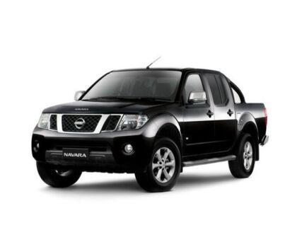 2015 Nissan Navara D40 MY12 ST-X 550 (4x4) 7 Speed Automatic Dual Cab Utility Australia Australia Preview