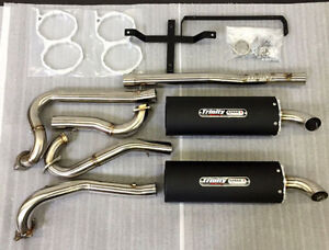 Trinity Racing Canam Renegade FULL SYSTEM DUAL Exhaust