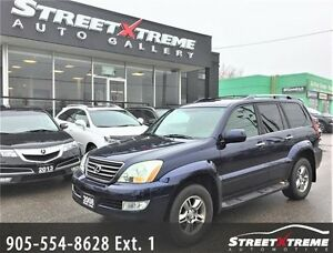 2008 Lexus GX470 ACCIDENT FREE|8 PASSESNGER|NAVI|BACUP CAM|AWD