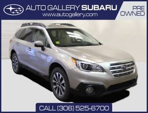 2016 Subaru Outback 3.6R | LIMITED W/ TECH | PRE COLLISION BRAKI