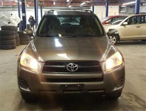 2009 TOYOTA RAV4 4WD DEMARREUR A DIST A/C 4 Cyl DVD MAGS GROUP