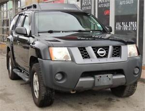 2007 Nissan Xterra S*LEATHER*SUNROOF*4WD*4L*6CYL