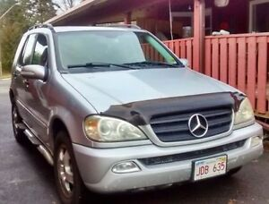 2003 Mercedes-Benz M-Class SUV Crossover