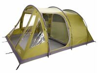 Vango Icarus 500 Moss Green 5 Person Tent & Awning