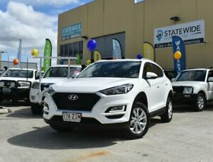 2019 Hyundai Tucson TL4 MY20 Active (2WD) White 6 Speed Automatic Wagon East Brisbane Brisbane South East Preview