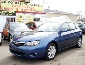 """CLEAN CAR REPORT"" 2011 SUBARU IMPREZA AWD AUTO-100% FINANCING"