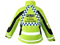 New polite jacket, cost £87.99 bargain for someone