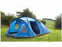 Hi Gear Voyager Elite 6 with additional Footprint ground sheet used once
