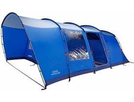 Vango anteus 600 tent with extension