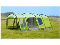 6 person Vango Nadina 600xl tent for sale