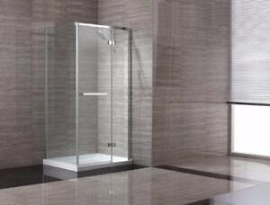 Showers 40x32: 2 models NEW/Douches 40x32: 2 modèles NEUF