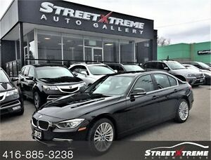 2013 BMW 328i xDrive ACCIDENT FREE w/NAVI, SUNROOF, BACKUP CAM