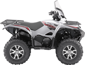 2018 YAMAHA GRIZZLY SE/LE