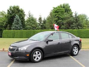 2014 Chevrolet Cruze 2LT***MY LINK***LEATHER**SUNROOF**