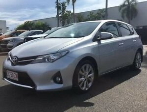 2012 Toyota Corolla ZRE152R MY11 Levin SX Silver 4 Speed Automatic Hatchback Berrimah Darwin City Preview