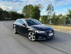2013 Audi A3 8V Ambition Sportback S Tronic Black 6 Speed Sports Automatic Dual Clutch Hatchback Darra Brisbane South West Preview