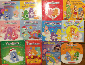 CARE BEARS picture books $2 each or all 13 for $20
