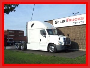 2014 Freightliner Cascadia - Low Kms - Reman DPF