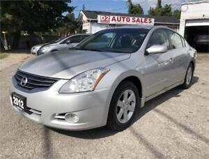 2012 Nissan Altima 2.5 S/Certified/Automatic/Remote Starter