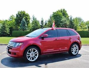2009 Ford Edge Sport***New Tires***New Brakes***Warranty***