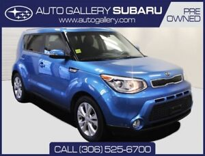 2016 Kia Soul EX+ | BACK UP CAMERA | ALLOY WHEELS | VERY LOW MIL