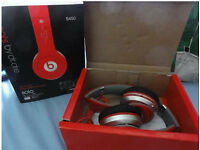 Dr Dre wireless foldable A2DP headphones with FM radio and sd card mp3 player for ipod iphone tablet