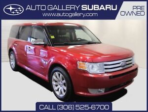 2010 Ford Flex LIMITED | EVERY OPTION | 7 PASS SEATING | EXEPTIO
