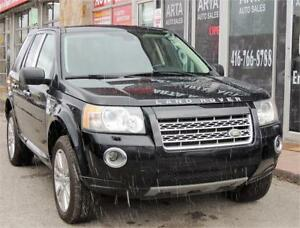 2010 Land Rover LR2 HSELEATHER*SUNROOF*AWD