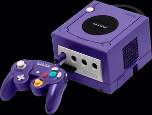 Wanted: Purple GameCube Controllers & Games