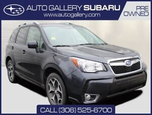 2015 Subaru Forester XT TOURING | POWER LIFTGATE | MOONROOF | LE