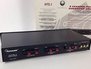 5-Channel Chase HTS-1 Home Theater System