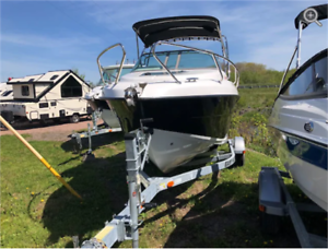 2018 Atomix NEW 600 SC 1 LEFT 21FT CUDDY/115 MERC 4 STOKE