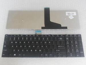 Laptop Keyboard for Toshiba Satellite C55-A used