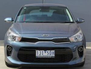 2017 Kia Rio YB MY17 SI Blue 4 Speed Sports Automatic Hatchback