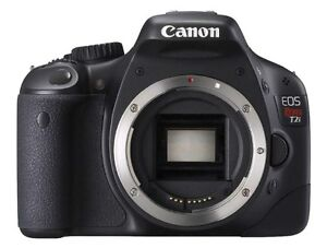 Canon rebel T2i + Tamron 18-270mm Lens with a set of Filters