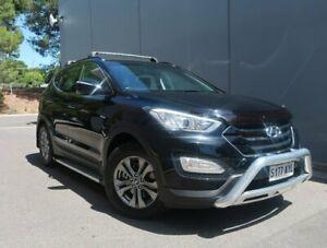 2013 Hyundai Santa Fe DM MY13 Active Black 6 Speed Sports Automatic Wagon Reynella Morphett Vale Area Preview