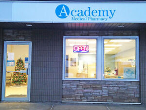 Academy Medical Clinic - Clinic Space Available