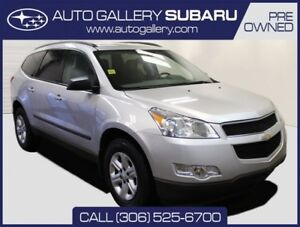 2011 Chevrolet Traverse LS | LOADED | 7 PASSENGER SEATING | AWD