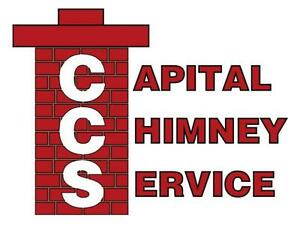 Chimney repairs , wood stove installations Edmonton Edmonton Area image 1
