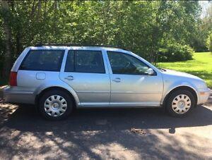 REDUCED: 2003 Volkswagen Jetta GLS Wagon