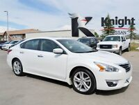 2013 Nissan Altima 3.5 SL*LEATHER HEATED SEATS, MOONROOF, REAR V