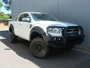 2017 Ford Ranger PX MkII XLT Super Cab White 6 Speed Manual Utility Reynella Morphett Vale Area Preview